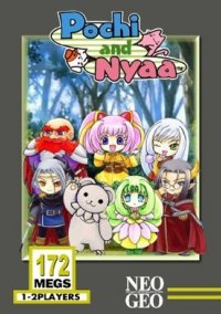 Обложка Pochi & Nyaa
