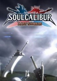 Обложка Soulcalibur: Lost Swords