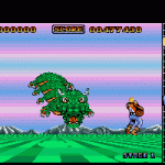 Скриншот Space Harrier – Изображение 5