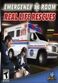 Обложка Emergency Room: Real Life Rescues