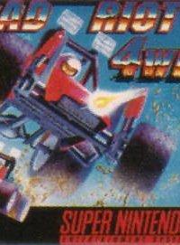 Обложка Road Riot 4WD