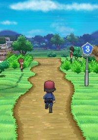 Обложка Pokémon X