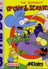 Обложка The Simpsons: Itchy & Scratchy in Miniature Golf Madness