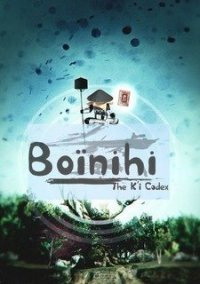 Обложка Boïnihi: The K'i Codex