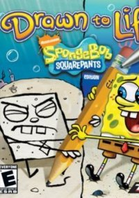 Обложка Drawn To Life: Spongebob Squarepants