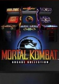 Обложка Mortal Kombat Arcade Kollection