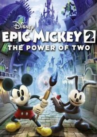 Обложка Epic Mickey 2: The Power of Two