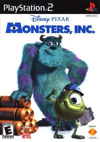 Обложка Monsters, Inc.