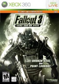 Обложка Fallout 3 Game Add-On Pack: Broken Steel and Point Lookout