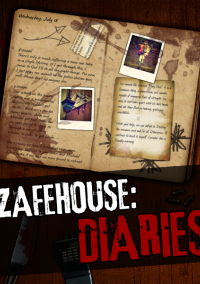 Обложка Zafehouse: Diaries