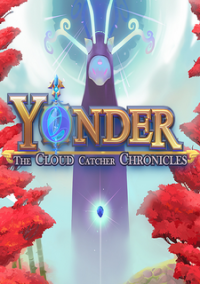 Yonder: The Cloud Catcher Chronicles – фото обложки игры