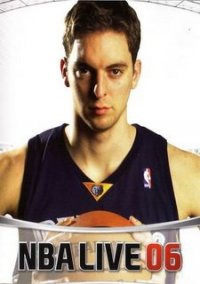 Обложка NBA Live 06
