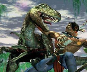 Охотник на космических динозавров Турок возвращается