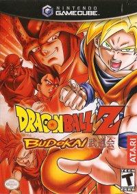 Обложка Dragon Ball Z: Budokai
