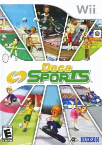 Обложка Deca Sports