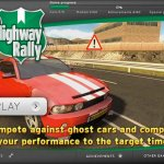 Скриншот Highway Rally – Изображение 2