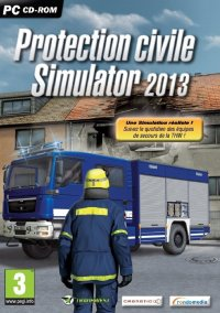 Обложка Protection Civile Simulator 2013