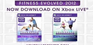 Your Shape: Fitness Evolved 2012. Видео #3