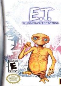 Обложка E.T. the Extra-Terrestrial