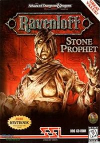 Обложка Ravenloft: Stone Prophet
