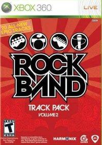 Обложка Rock Band Track Pack Volume 2