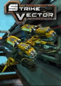 Обложка Strike Vector