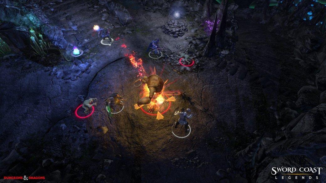 Sword Coast Legends перенесена на конец октября - Изображение 1