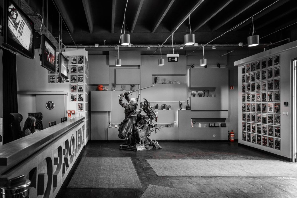 Впечатления от моего первого пресс-тура: студия GOG и CD Projekt RED - Изображение 26