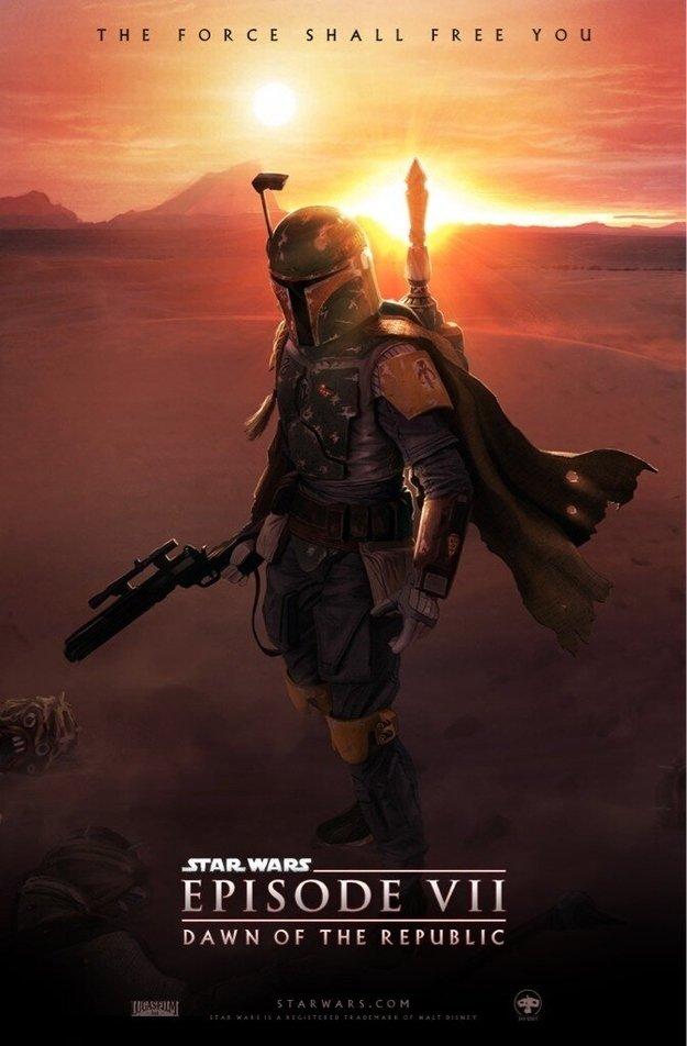 Фанатские постеры Star Wars: Episode VII - Изображение 7