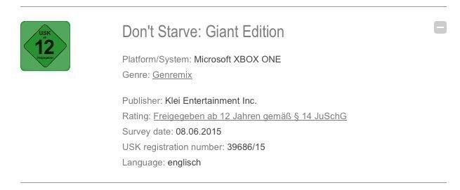 Don't Starve выйдет на Xbox One. - Изображение 1