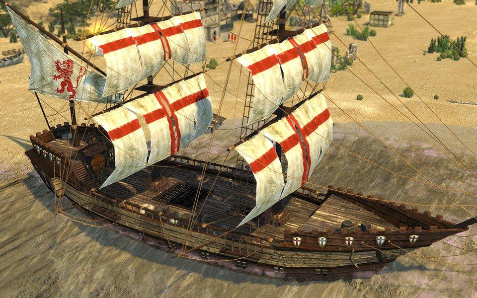 Продолжение Stronghold Crusader закончат к началу сентября - Изображение 1