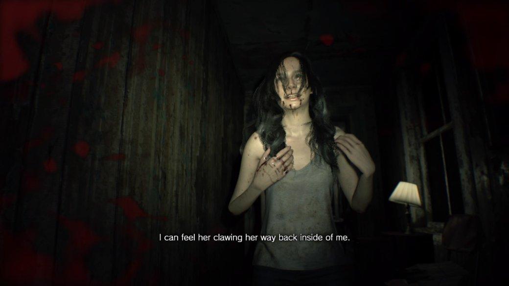 Resident Evil 7: анализ сюжета и концовки. - Изображение 5