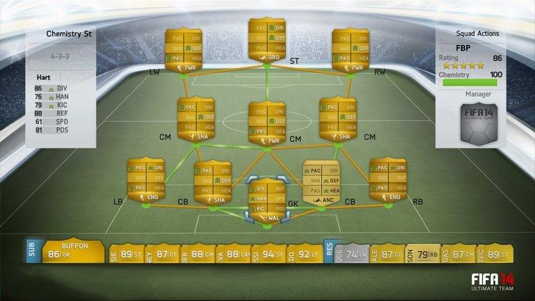 EA рассказала о новинках в FIFA 14: Ultimate Team - Изображение 2