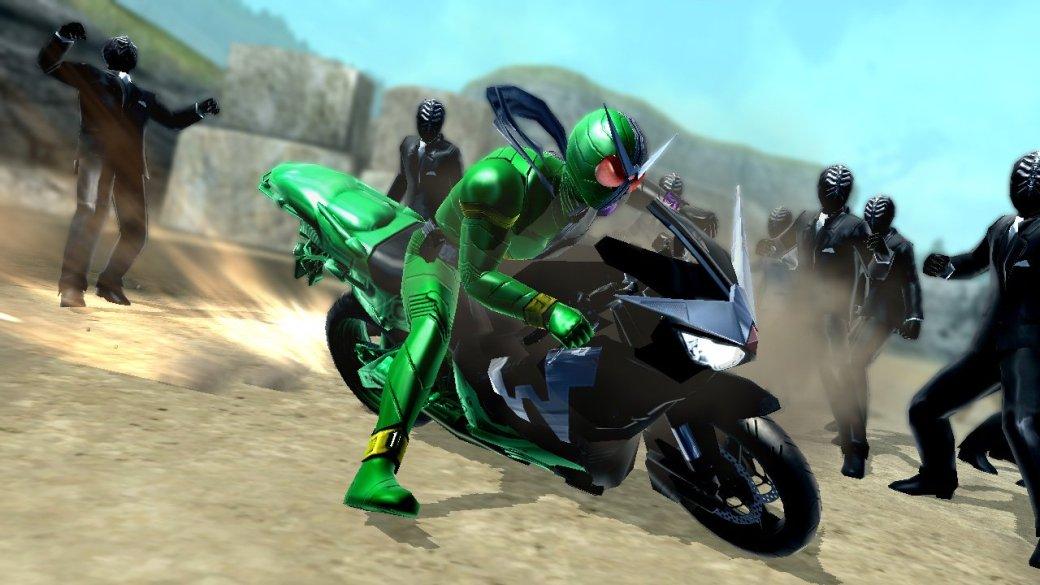 Kamen Rider Battride War | Рецензия наощупь - Изображение 7