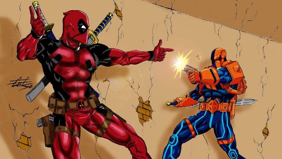 Как Marvel персонажей DC воровала (и наоборот). - Изображение 36