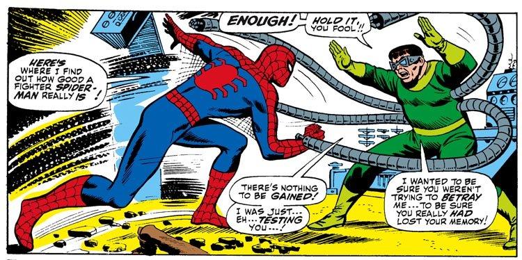 Легендарные комиксы про Человека-паука, которые стоит прочесть. Часть 1 - Изображение 21