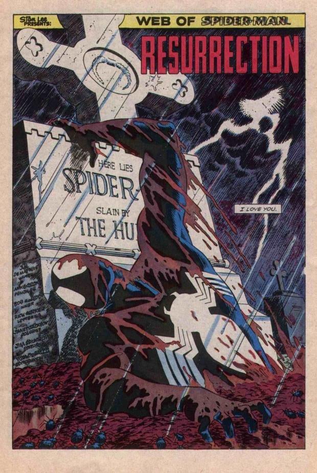 Легендарные комиксы про Человека-паука, которые стоит прочесть. Часть 1 - Изображение 7