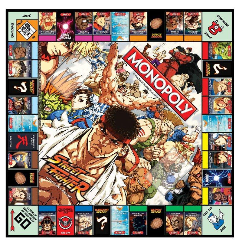 Street Fighter и другие тематические выпуски «Монополии» - Изображение 4