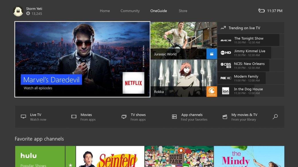 Обновление интерфейса Xbox One и обратная совместимость с Xbox 360 - Изображение 1