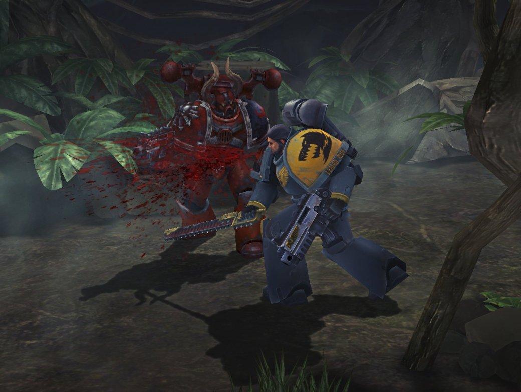 Warhammer 40.000: Space Wolf. Интервью с разработчиком - Изображение 3