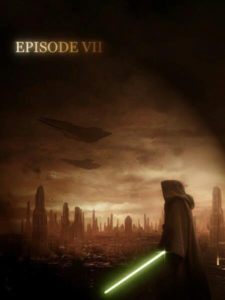 Фанатские постеры Star Wars: Episode VII - Изображение 37