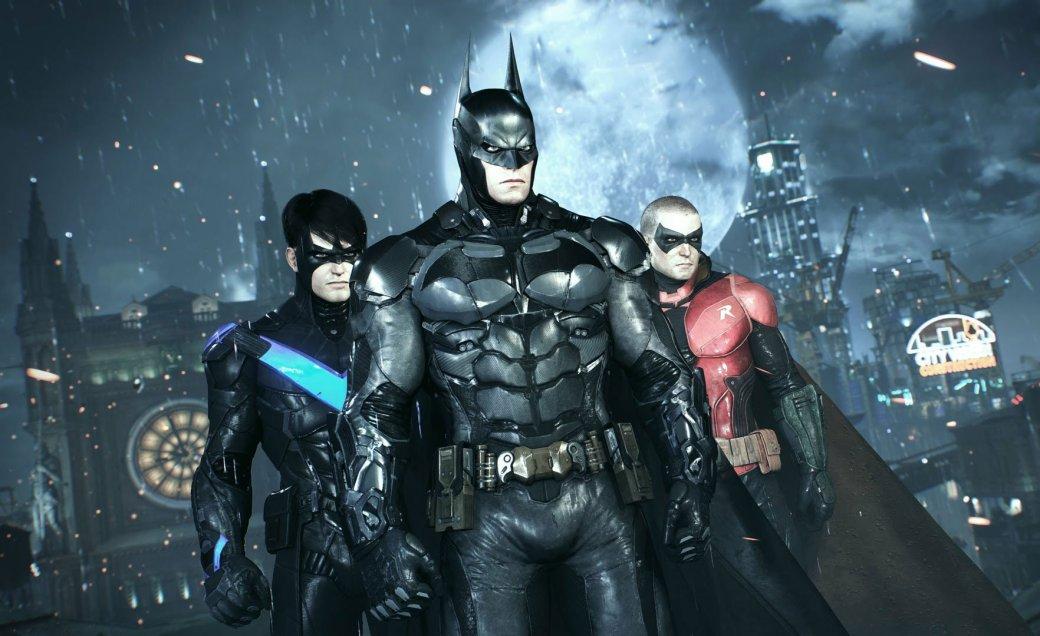 PC-версия Batman: Arkham Knight почти готова вернуться в продажу - Изображение 1