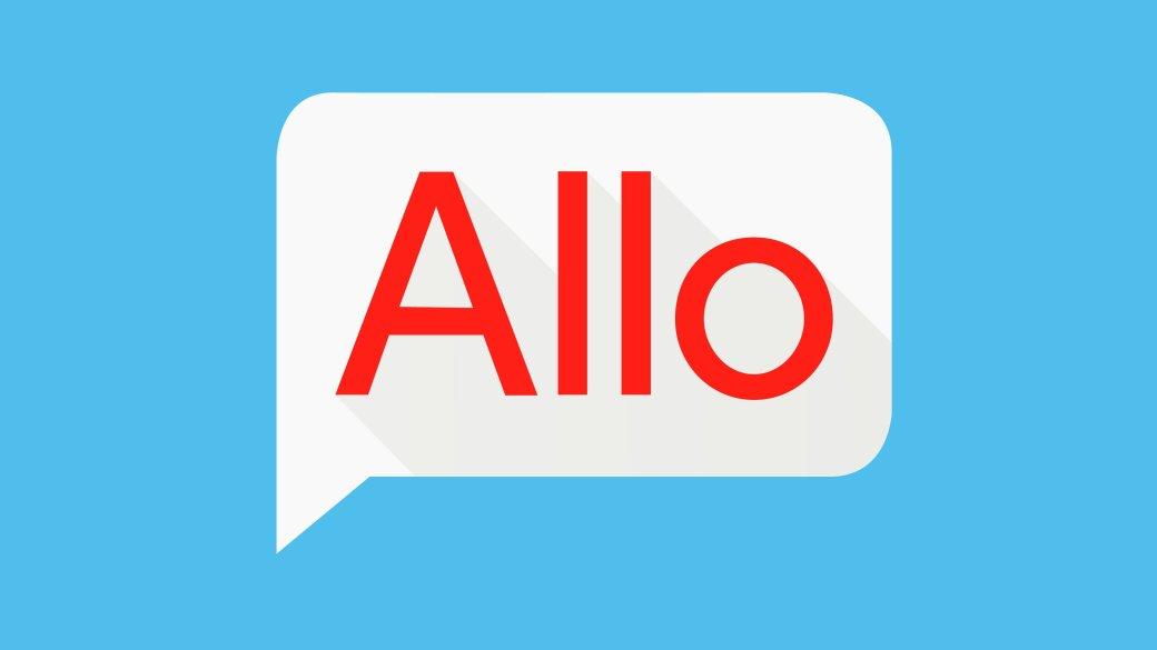 Google выпустила мессенджер Allo ссобственным аналогом Siri - Изображение 1