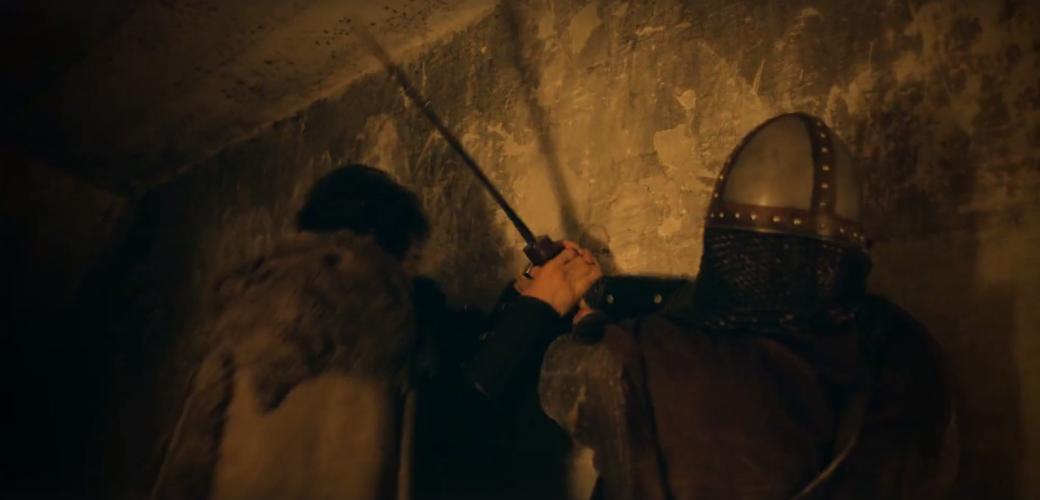 Джон Сноу убивает Джейме Ланнистера впорно по«Игре престолов». - Изображение 2