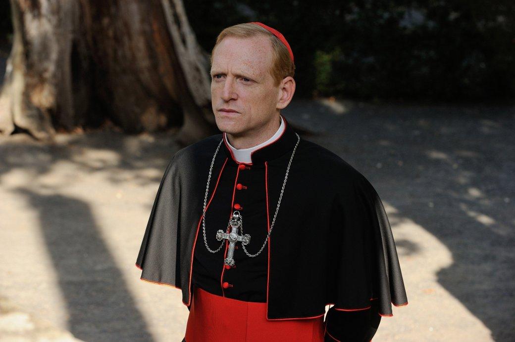 Рецензия на «Молодого Папу». - Изображение 7