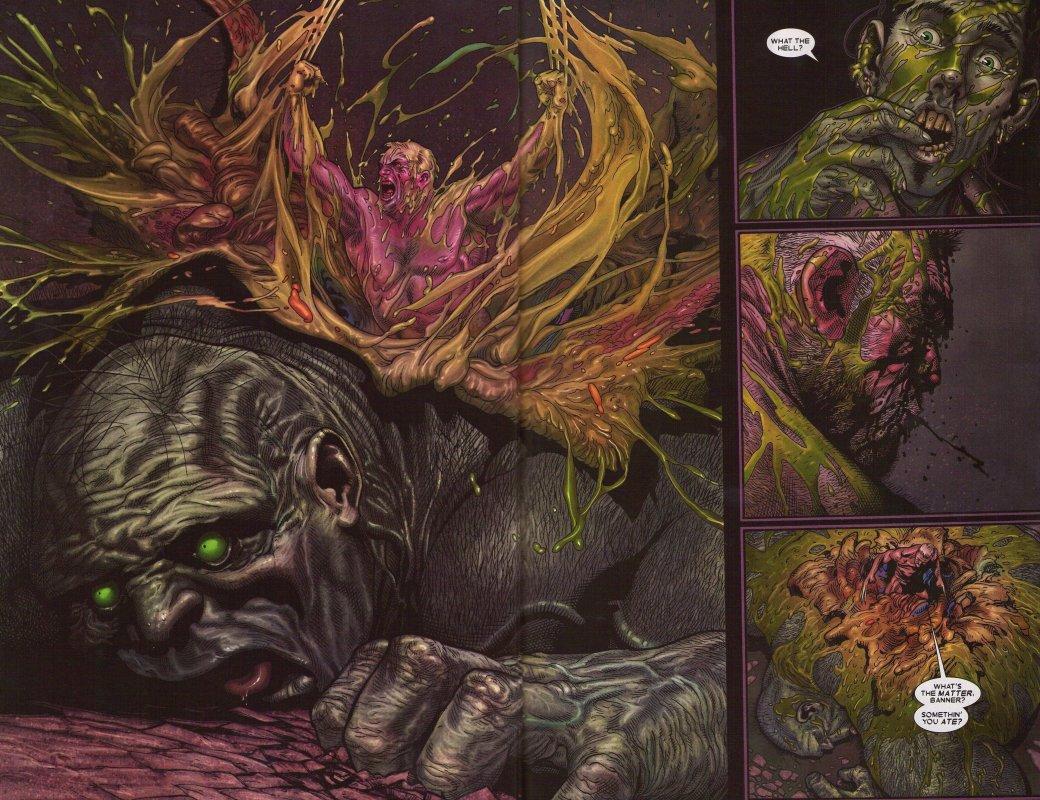 Монстры «Секретных материалов» и их аналоги из супергеройских комиксов - Изображение 43