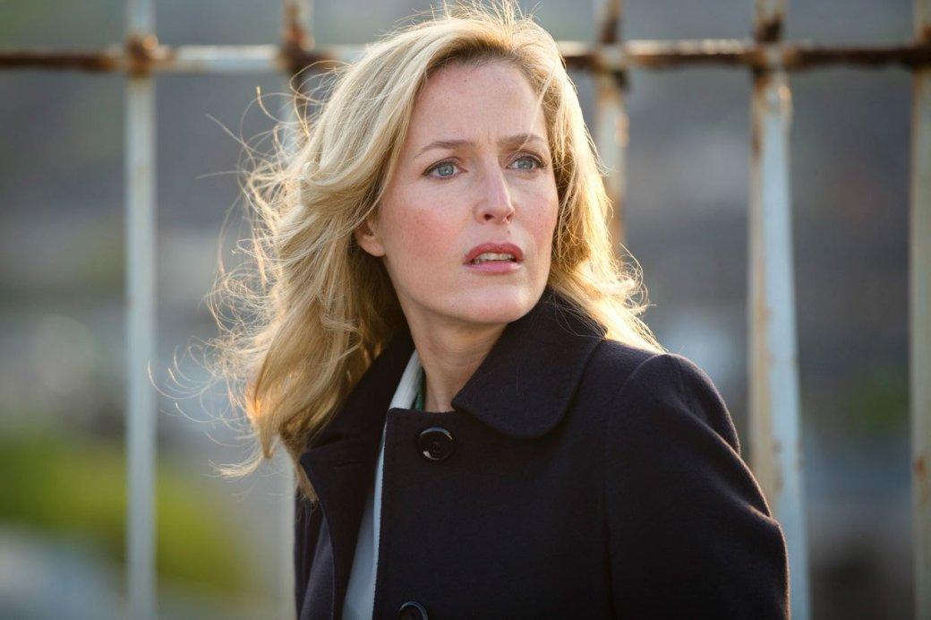 Начались съемки 3-го сезона «Краха»: Дана Скалли охотится на маньяка - Изображение 1