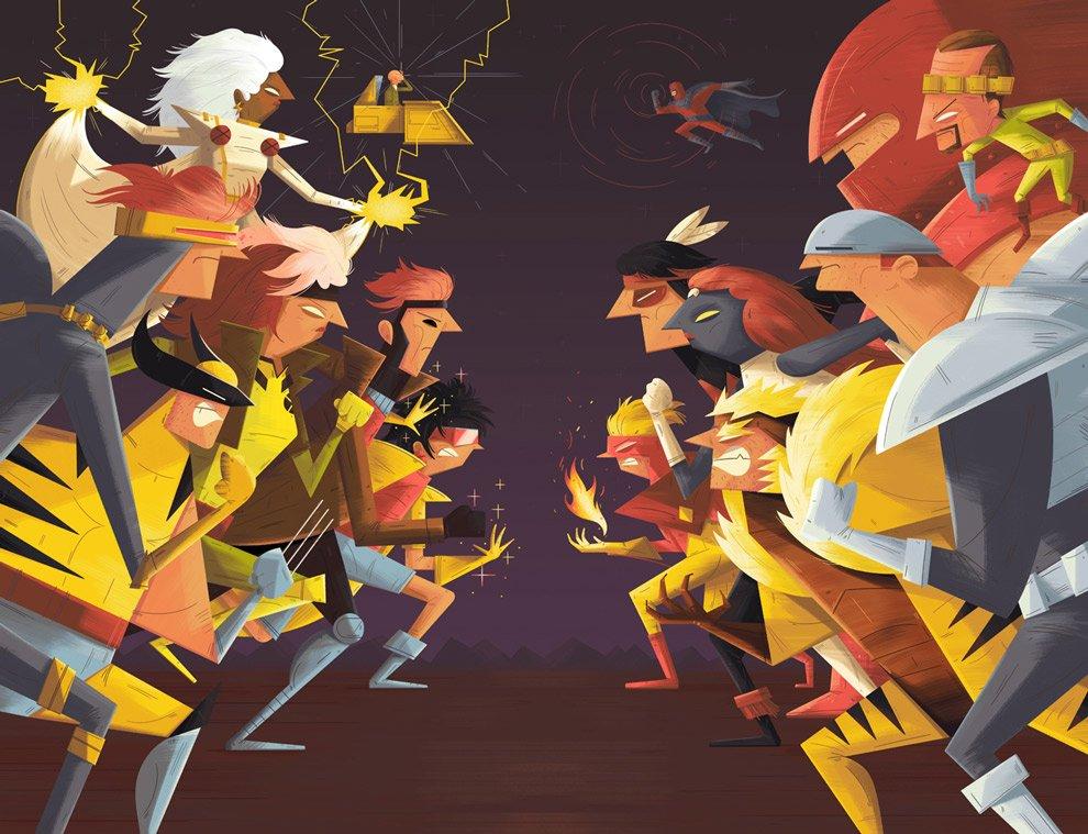 Как фильмы по комиксам стали главным жанром блокбастеров - Изображение 4