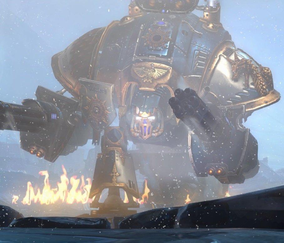 Рецензия на Warhammer 40.000: Dawn of War III. Обзор игры - Изображение 10