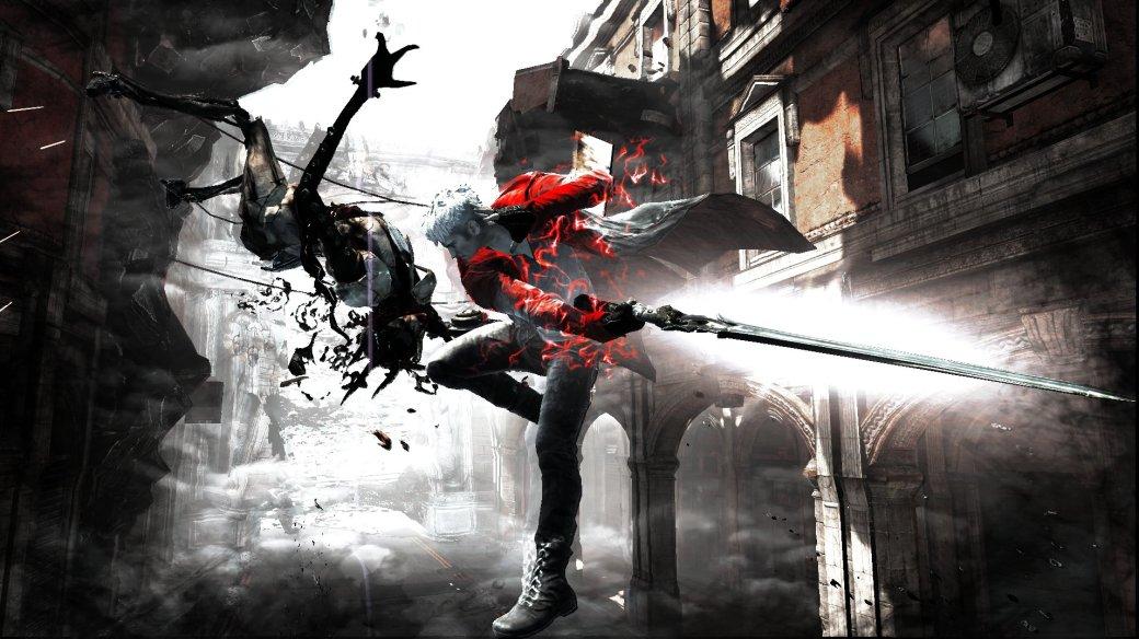 DmC: Devil May Cry. Интервью с разработчиками. - Изображение 4
